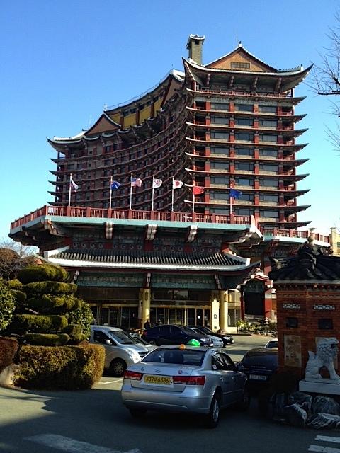 コモドホテル釜山(COMMODORE HOTEL BUSAN)